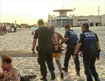 Enquête sous haute tension Le quotidien chaud des policiers du Cap d'Agde (épisode 2)