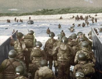 Les grandes batailles de la 2e Guerre mondiale E06 D-Day