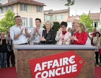 Sur France 2 à 21h10 : Affaire conclue, tout le monde a quelque chose à vendre