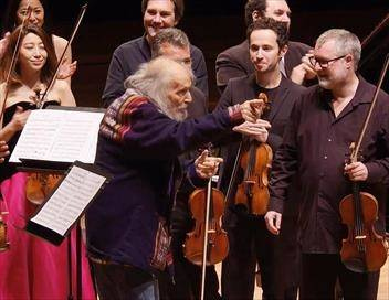 Ivry Gitlis and Friends