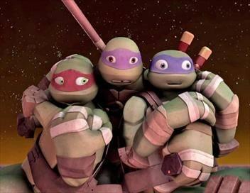 Les Tortues Ninja S04E14 Ultime chance pour la Terre