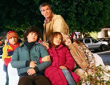 The Middle S05E09 Le sapin de Noël