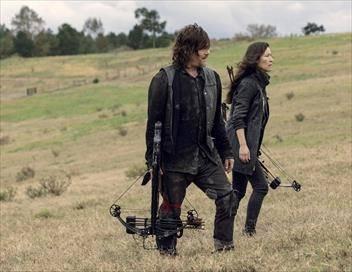 The Walking Dead S09E15 Le calme avant...