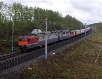 Des trains pas comme les autres S07E00 La Russie, de Moscou au lac Baïkal (1/2)
