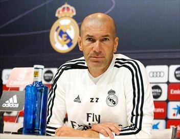 Zidane, «Reallement» Madrid