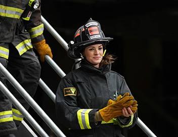 Chicago Fire S02E11 Confiance à toute épreuve
