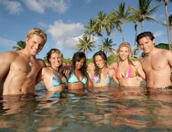 Makaha surf S03E04 Petite fête entre amis