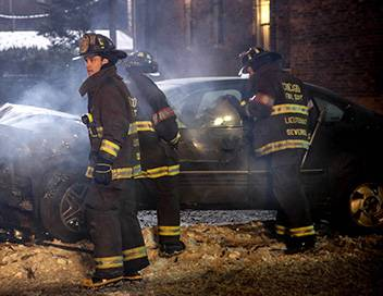 Chicago Fire S02E13 La nuit de tous les dangers