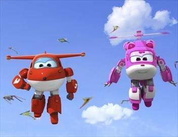 Super Wings, paré au décollage ! S03E13 Des hauts et des bas