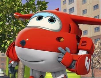 Super Wings, paré au décollage ! S03E14 Panique au marché