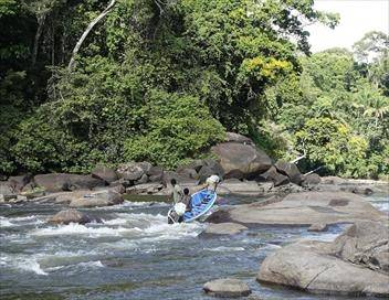 Vu sur Terre S07E00 Suriname