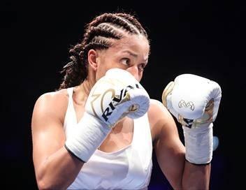 Boxe Championnat du monde IBO Intercontinental féminin 2019