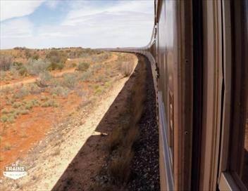 Des trains pas comme les autres Australie (2/2)
