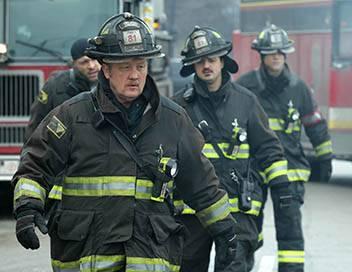 Chicago Fire S02E17 Le courage d'avancer