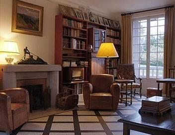 Une maison, un artiste S04E04 La Boisserie de Charles de Gaulle