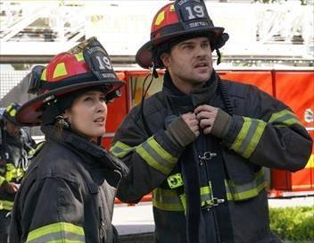 Sur TF1 à 21h00 : Grey's Anatomy : Station 19