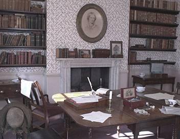 Une maison, un artiste S05E04 Les soeurs Brontë au presbytère d'Haworth