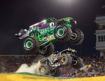 Monster Jam 2018 Arlington