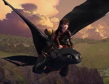 Dragons : par-delà les rives S08E06 Les ailes donnent l'amour