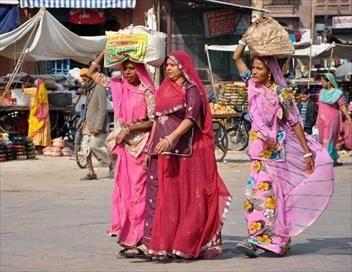 Planète insolite Au coeur de l'Inde