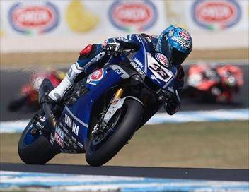7e manche. La course Supersport Championnat du monde 2019