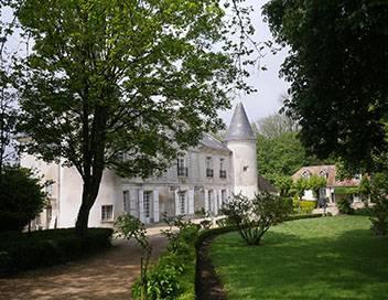 Une maison, un artiste S05E02 Jean-Claude Brialy, Monthyon, la maison des amis