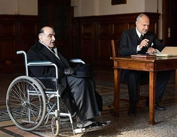 Hercule Poirot S13E05 Hercule Poirot quitte la scène