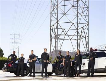 The Rookie : le flic de Los Angeles S01E04 Changement d'équipe