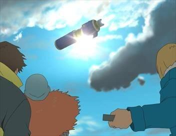 Anatane et les enfants d'Okura S01E02 Le début du voyage