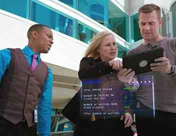 Les experts : Cyber S01E09 Données volées