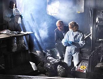 Enquêtes réservées S02E01 Les morts n'ont pas d'empreintes