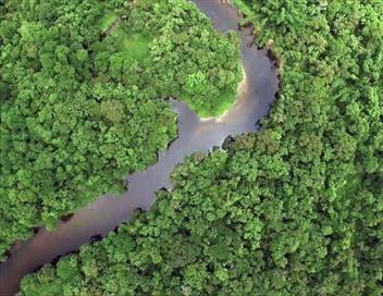 Les trois Guyane E02 Guyana : la terre des eaux abondantes