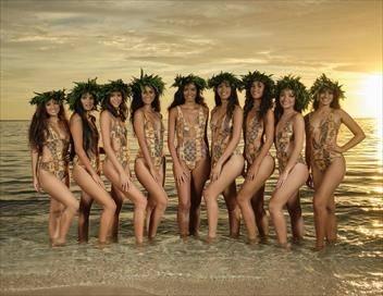 Miss Tahiti 2019