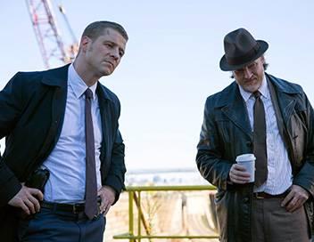 Gotham S01E08 L'homme au masque