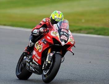 10e manche. 2e course Superbike Championnat britannique 2019
