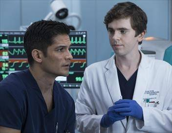 Good Doctor S01E08 Pomme de discorde