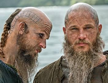 Vikings S04E11 L'étranger