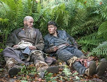 Vikings S04E13 Deux voyages