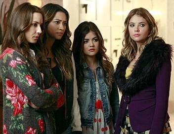 Pretty Little Liars S04E14 Toc toc toc qui est là ?