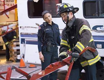 Sur TF1 à 21h05 : Grey's Anatomy : Station 19