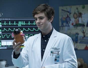Good Doctor S01E09 Au millimètre près