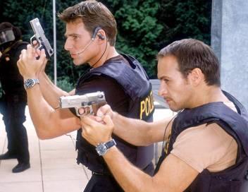 Alerte Cobra, un duo explosif S12E07 Père et fils