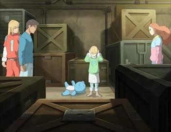 Anatane et les enfants d'Okura S01E11 Le mystère Nevenaa