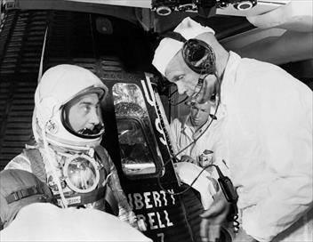 Les conquérants de l'espace S01E01 Mercury