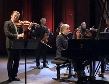 Mendelssohn : «Double concerto pour piano et violon»