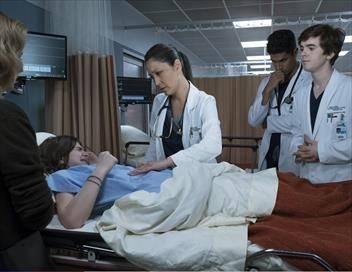 Good Doctor S01E14 Question de genre