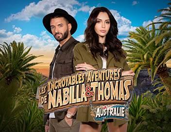 Les incroyables aventures de Nabilla et Thomas en Australie E25