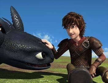 Dragons : par-delà les rives S06E08 La ruée vers l'or