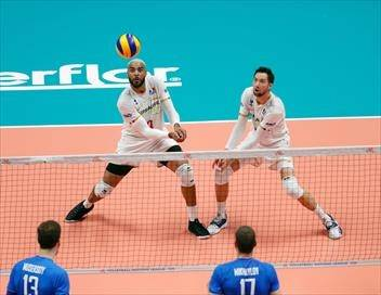 France / Italie - Volley-ball EuroVolley masculin 2019