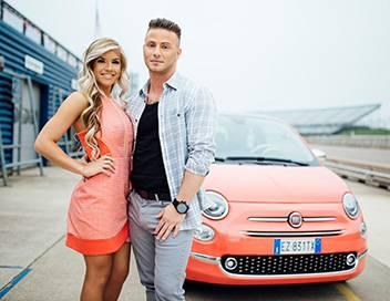 Love au volant, divorce au tournant : Car Crash Couples Episode 3 : Sur la route de la choucroute